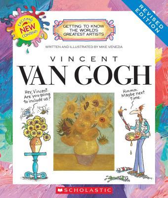 Vincent Van Gogh By Venezia, Mike