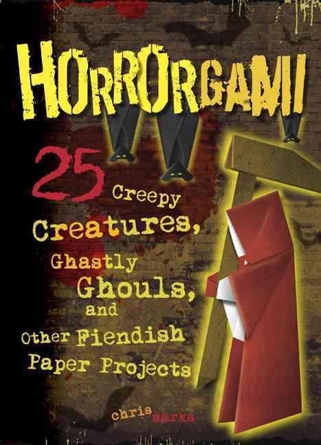 Horrorgami By Marks, Chris